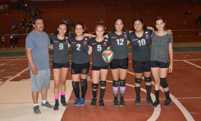 Águilas opacan  a Legacy en la 2a fuerza femenil del voleibolEn la 2a fuerza femenil del