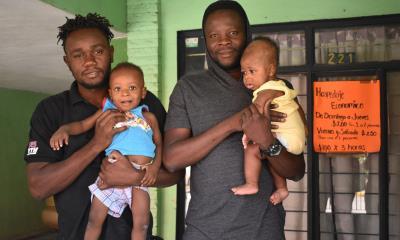 Ocultos haitianos de INM