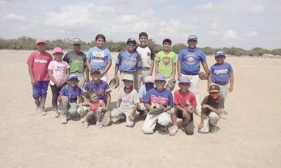 Liga de Beisbol Ranchera Infantil Regional 11-12 años