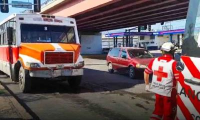 Pagó Omnibus los daños a pasajeros