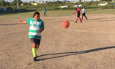 LE ROMPEN LAS REDES  A LAS GUERRERAS en el futbol 7 femenil