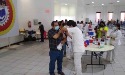 Destaca Región Norte por alto índice de vacunación contra COVID