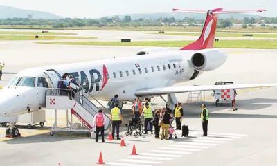 Reactivaría TAR vuelos en diciembre