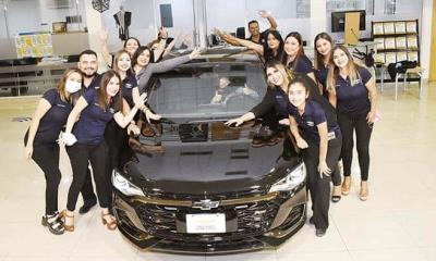 Presenta Chevrolet Cavalier Turbo