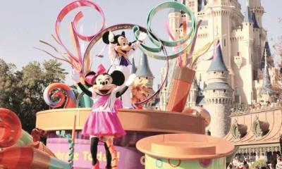 Reprobaban maestros el viaje a Disney