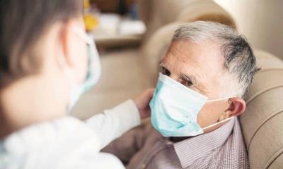 Provocó pandemia estrés en ancianitos
