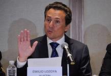 FGR: Emilio Lozoya sigue siendo procesado y su tiempo para aportar pruebas