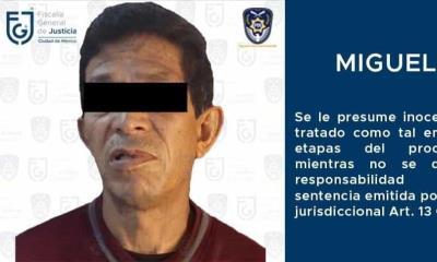 Cae presunto violador serial de la CDMX; Se le atribuyen 27 ataques