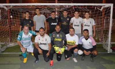 Liga futsal 7 Barrios Unidos vence Galácticos FC por mínima a Deport