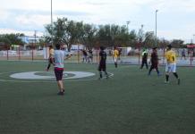 Liga Barrios Unidos toma vuelo en futsal7 el Deportivo Andrea