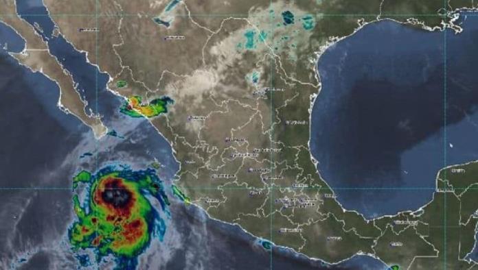 Pamela ya es huracán; Golpeara costas de Sinaloa