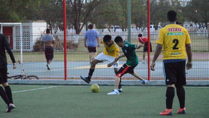 Le llueven goles a Gladiadores en la jornada 19 del Barrios Unidos