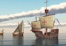 Recuerdan hazaña de Cristóbal Colón