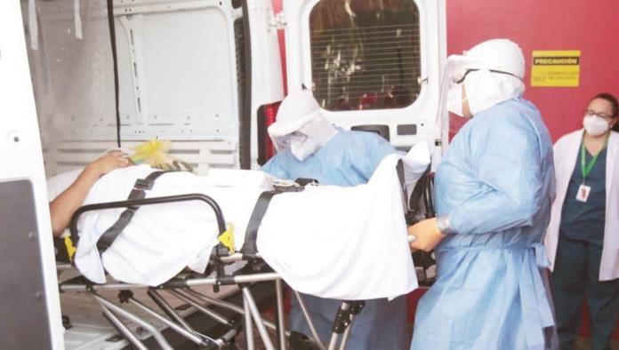Fallecen tres por COVID
