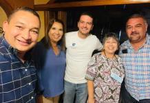 Alcaldesa electa crea lazos con cervecera