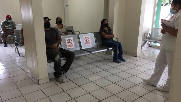 Ofrecen pláticas de parálisis facial en Nava