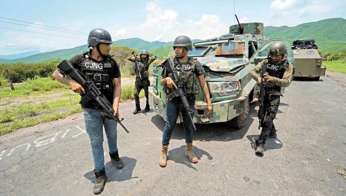 Código Negro; México y EE.UU. buscan desarticular al CJNG