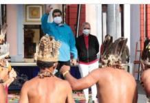 Nicolás Maduro exige al Rey de España pedir perdón por genocidio de pueblos originarios