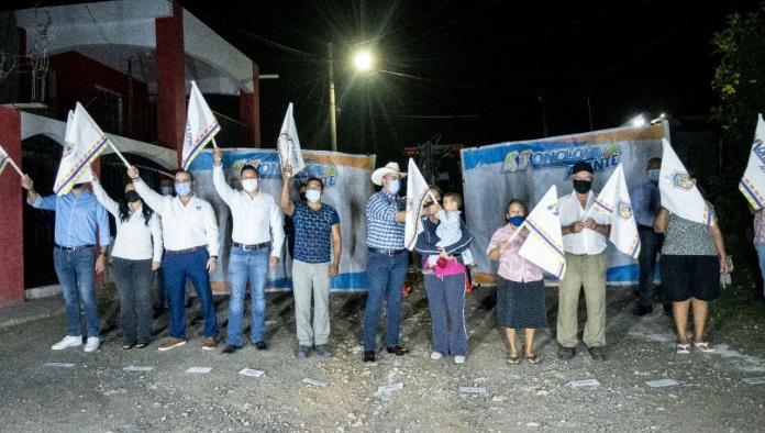 Arrancan drenaje en 'El Mirador'