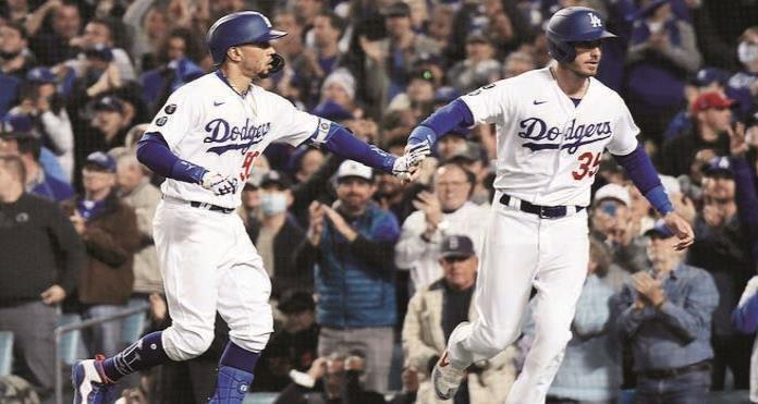 Dodgers gana el Juego 4