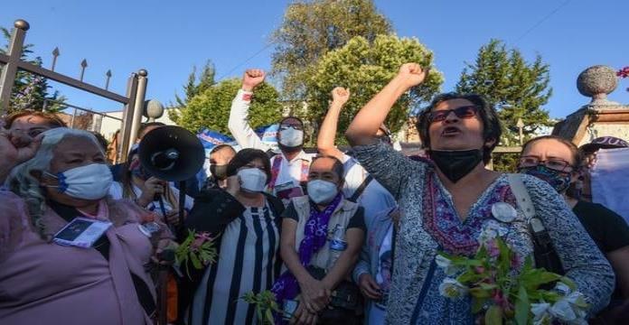 Mamá de Fátima defenderá la sentencia del feminicidio de su hija hasta el final