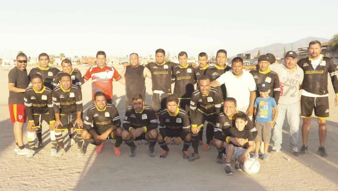 Deportivo Miravalle superó a colonia Americana
