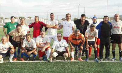 Transportes Aguirre ¡Invicto con 4-0 en copa Oro!