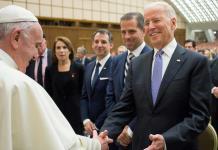 El papa Francisco recibirá a Joe Biden en el Vaticano