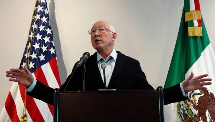 Listos para reanudar el comercio; Ken Salazar confirma apertura de la frontera