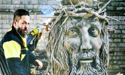 Del Cristo a Netflix con: Metal Shop