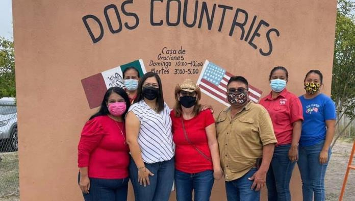 "Pily Valenzuela une fuerzas con ""Dos Countries"
