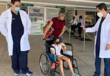 Colocan primera válvula pulmonar en IMSS Coahuila y salvan a niña de 10 años
