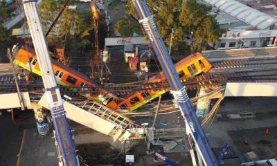 Errores de construcción causaron desplome de la Linea 12: FGJCDMX