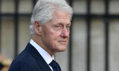 Bill Clinton es hospitalizado por una infección