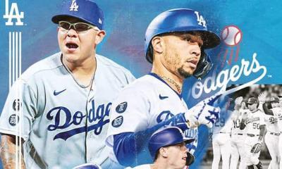 ¡Apuesta triunfal! Se meten Dodgers a Serie de Campeonato