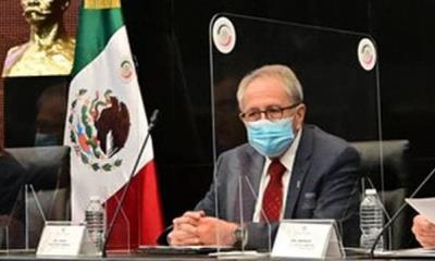 Advierte Jorge Alcocer que tercera ola de contagios por Covid-19 no será la última