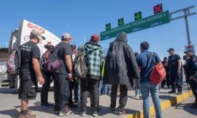 Con apertura de puentes llegarán más migrantes: HM