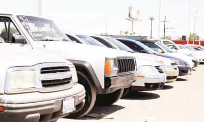 Circulan 150 mil autos chuecos en Coahuila
