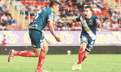 Vence Puebla a Necaxa