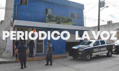 ´Robo´ en proceso moviliza a Policías