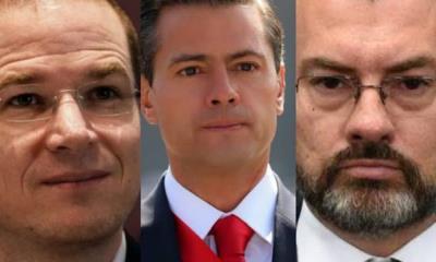 Caso Odebrecht: FGR busca acusar de delincuencia organizada a Peña Nieto, Luis Videgaray