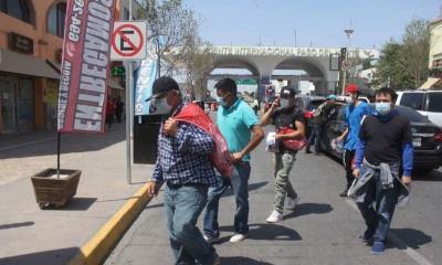 INM: Joe Biden deporta más mexicanos que Trump