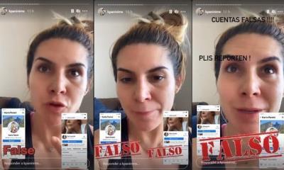 Intentan hackear Instagram de Karla Panini