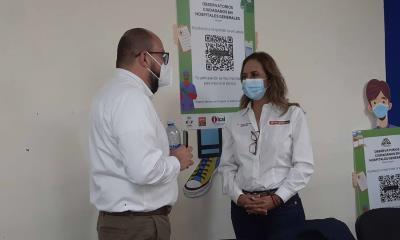 """Presentan programa """"Cuida tu Hospital"""" en el Salvador Chavarría"""