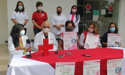 Brinda Cuz Roja programas de salud para las mujeres