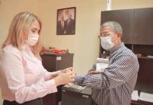 Luchan contra el cáncer en DIF Frontera