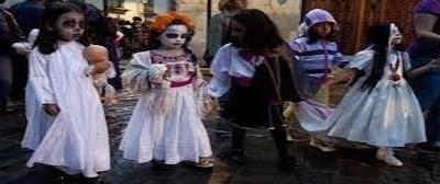 Exhortan a no festejar halloween