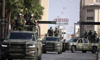 Comando atacó a policías de Montemorelos, Nuevo León