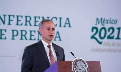 Pandemia llega a su punto más bajo: Hugo López-Gatell