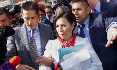 Este miércoles se decide si Rosario Robles permanecerá en Santa Martha